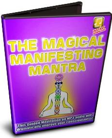 Manifesting Mantra Mediation